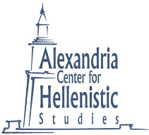 Logo Alexandria Center for Hellenistic Studies.