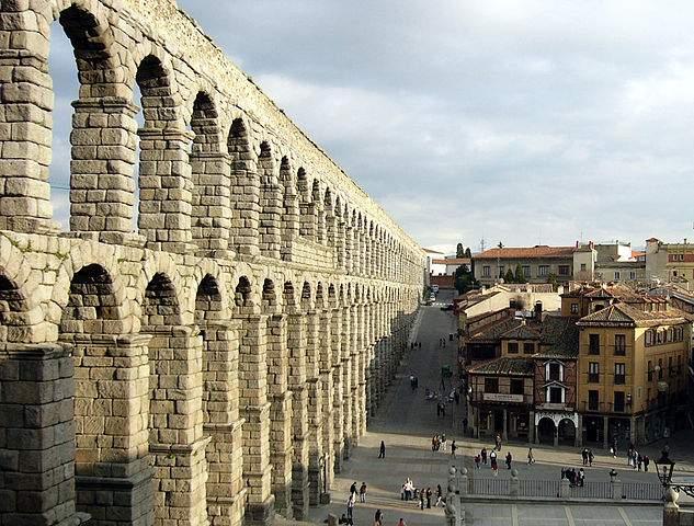Acueducto Segovia.