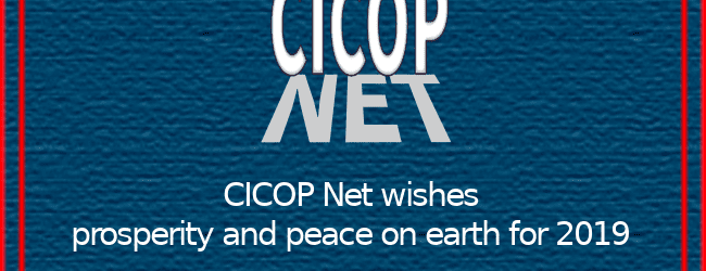 CICOP Net auguri 2019.