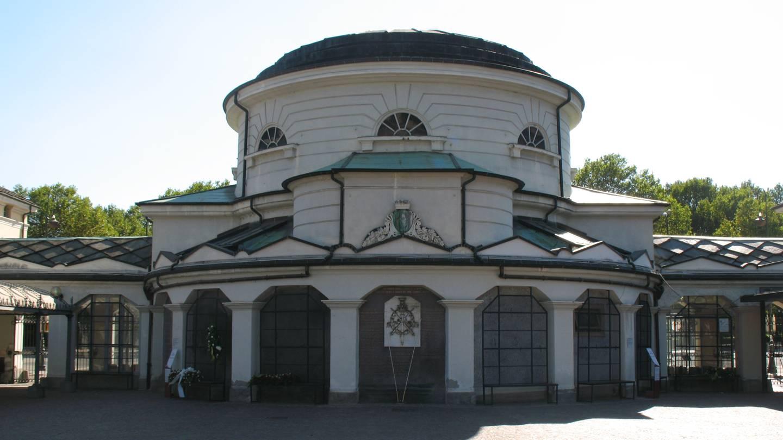 Cimitero monumentale di Torino.