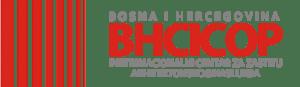 Logo CICOP Bosnia & Herzegovina.