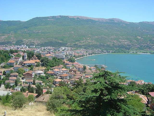 Ohrid, Former Yugoslav Republic of Macedonia.
